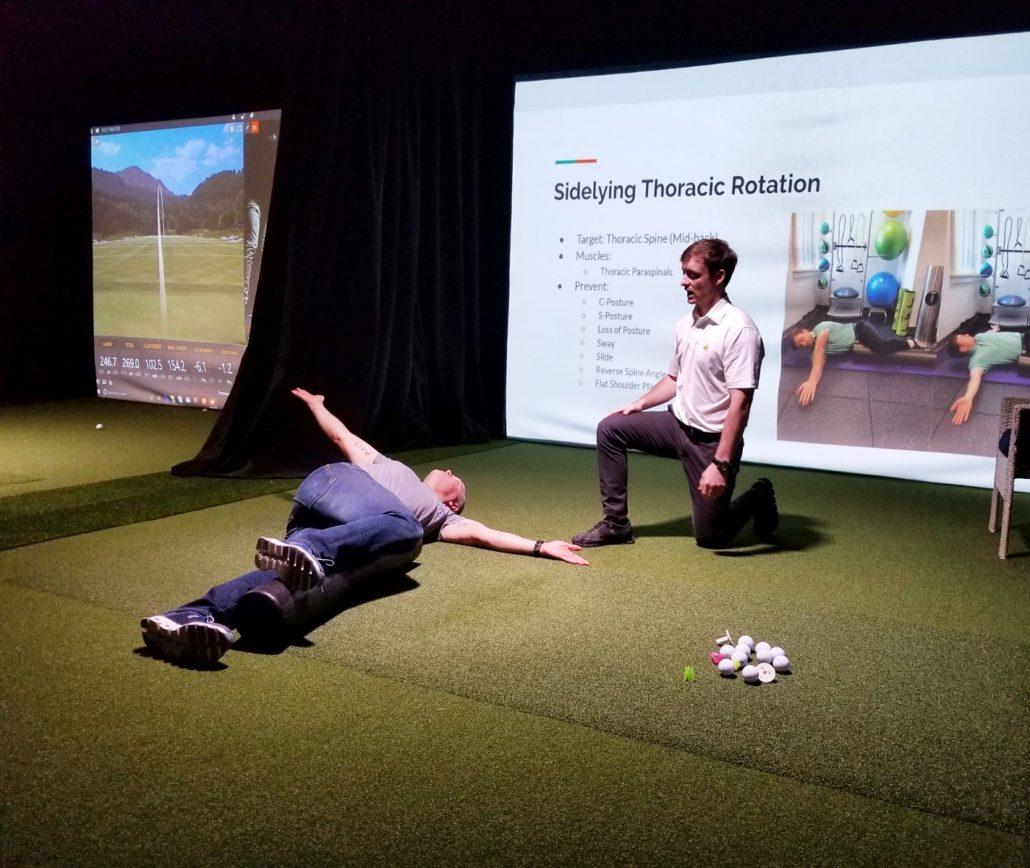 titleist performance institute golf